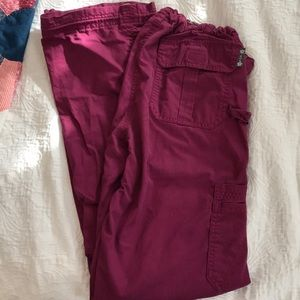 Koi Scrub Pants - Size Small Tall ST